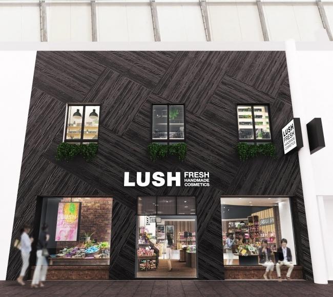 20180405LUSH神戸三宮店