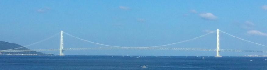 20180406明石海峡大橋