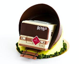 20180409電車ケーキ