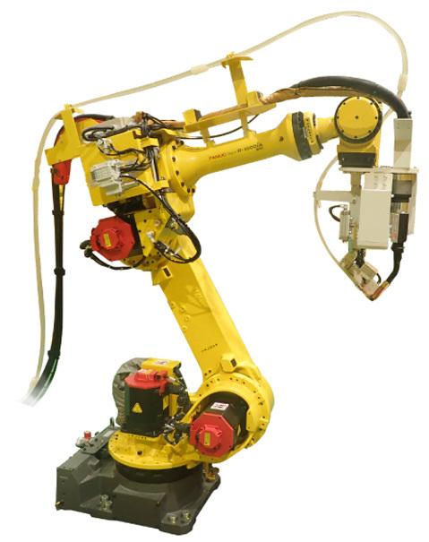20180419異種金属接合用ロボット試作品