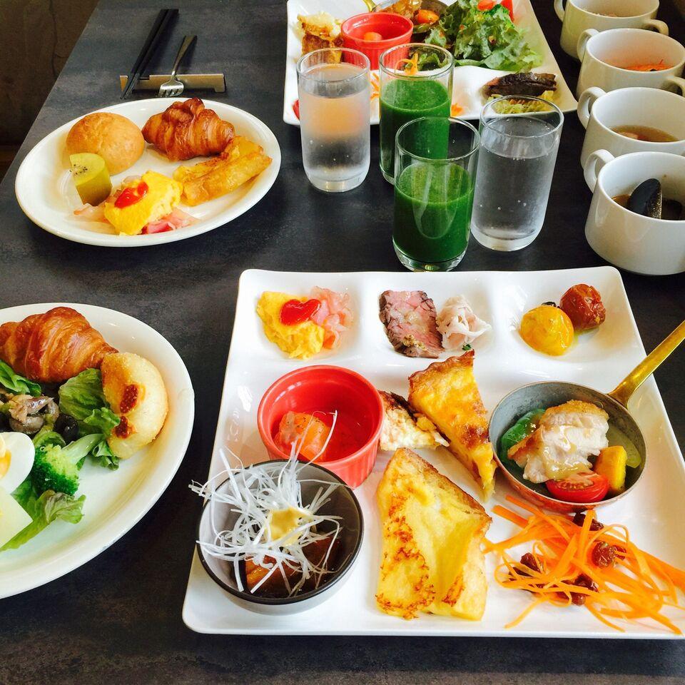 20180424ホテルピエナ神戸朝食