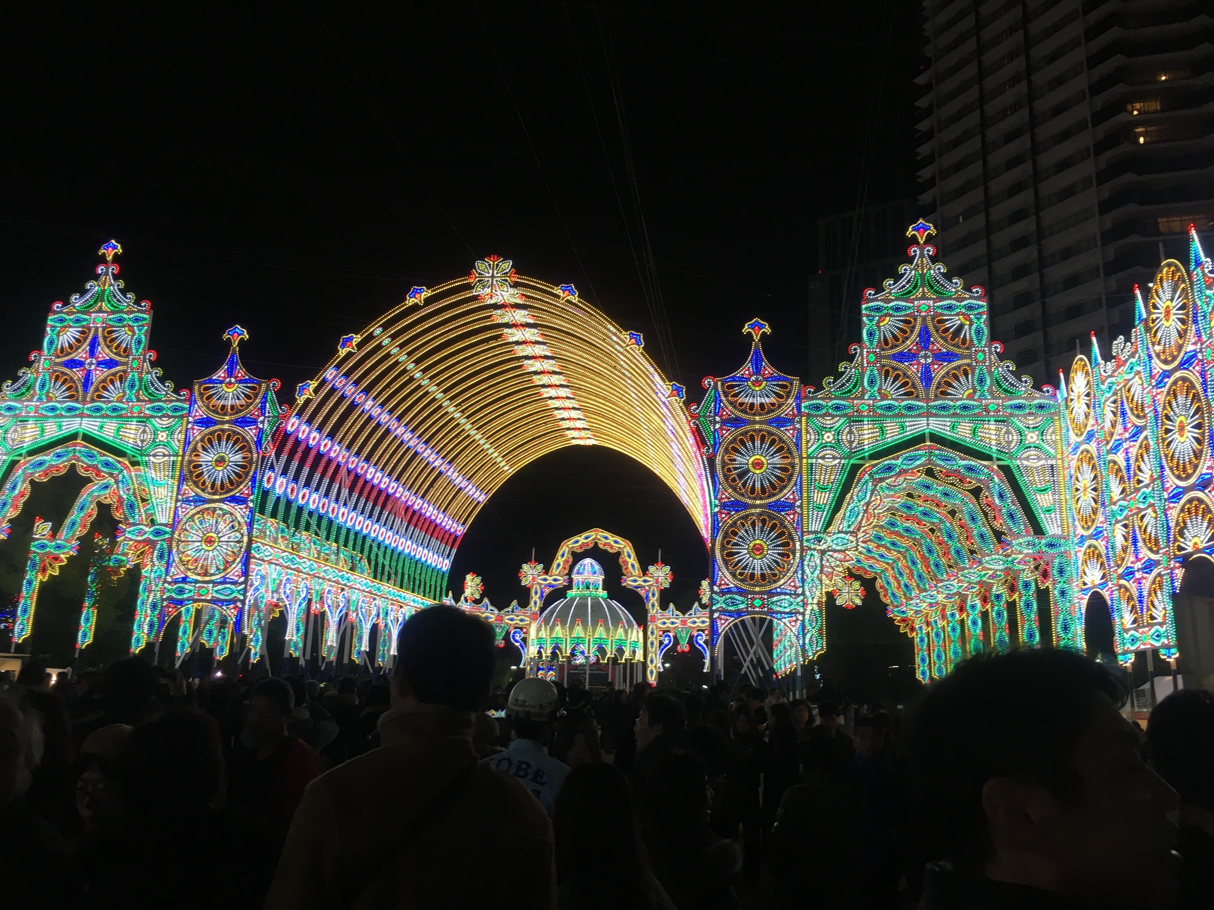 20180518神戸ルミナリエ2017