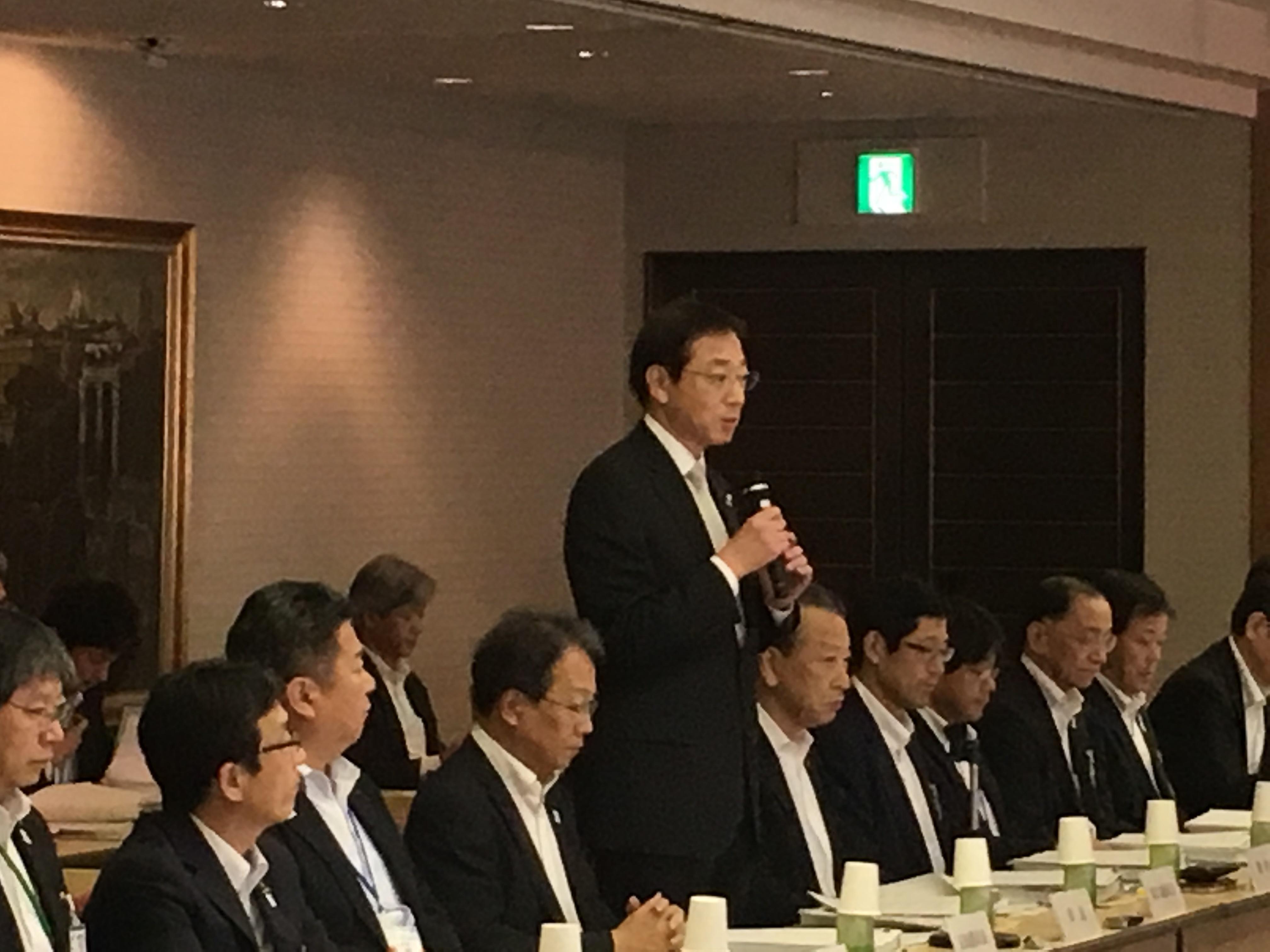 20180521連絡会議久元市長