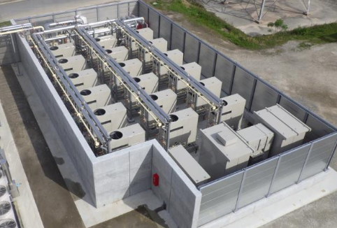 20180622玉津処理場の発電施設