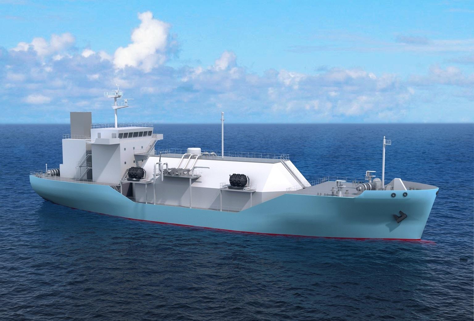 20180706川重LNGバンカリング船