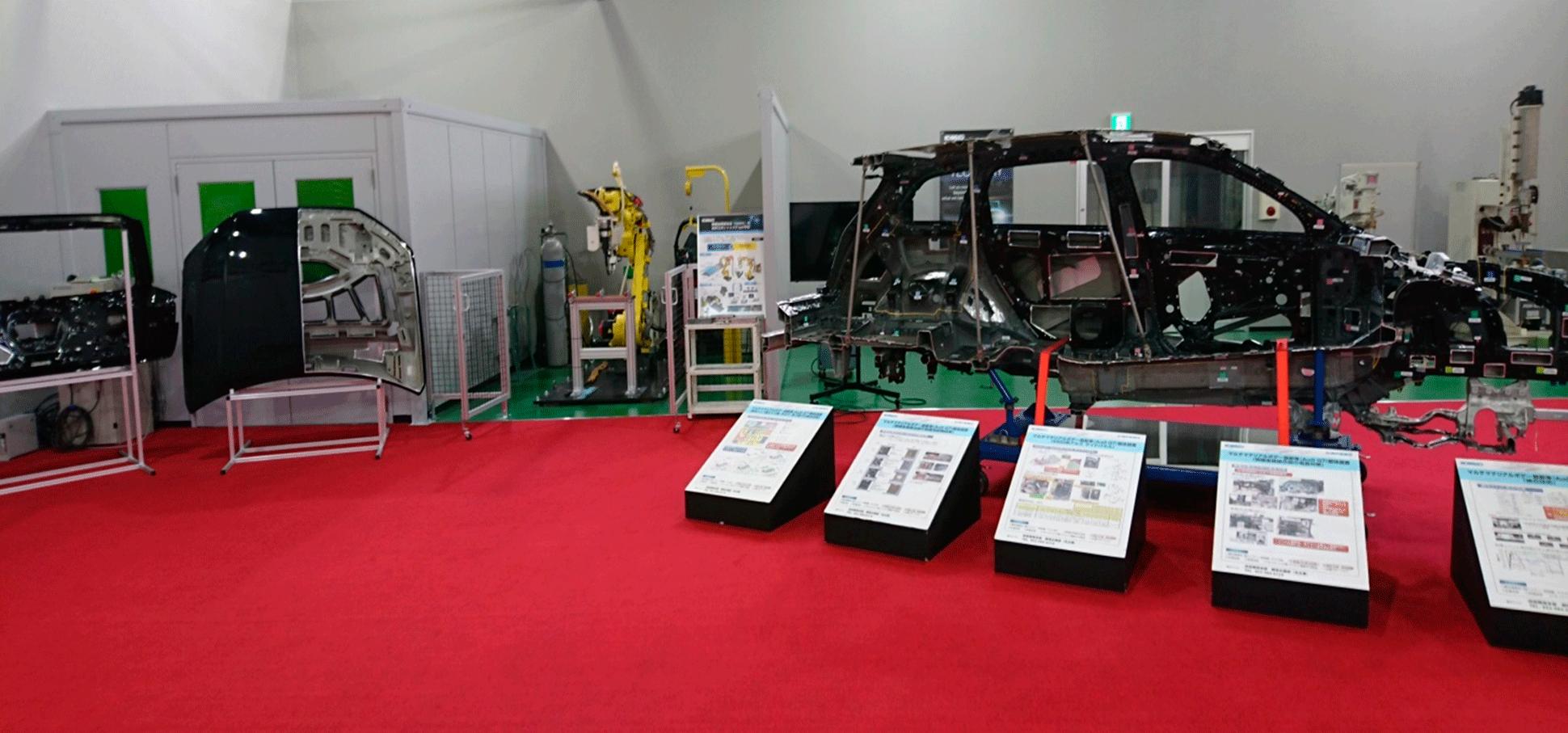 20180709神戸製鋼ショールーム