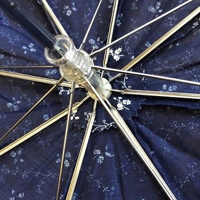手づくり日傘