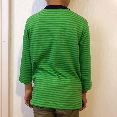snappylife切り替えTシャツ