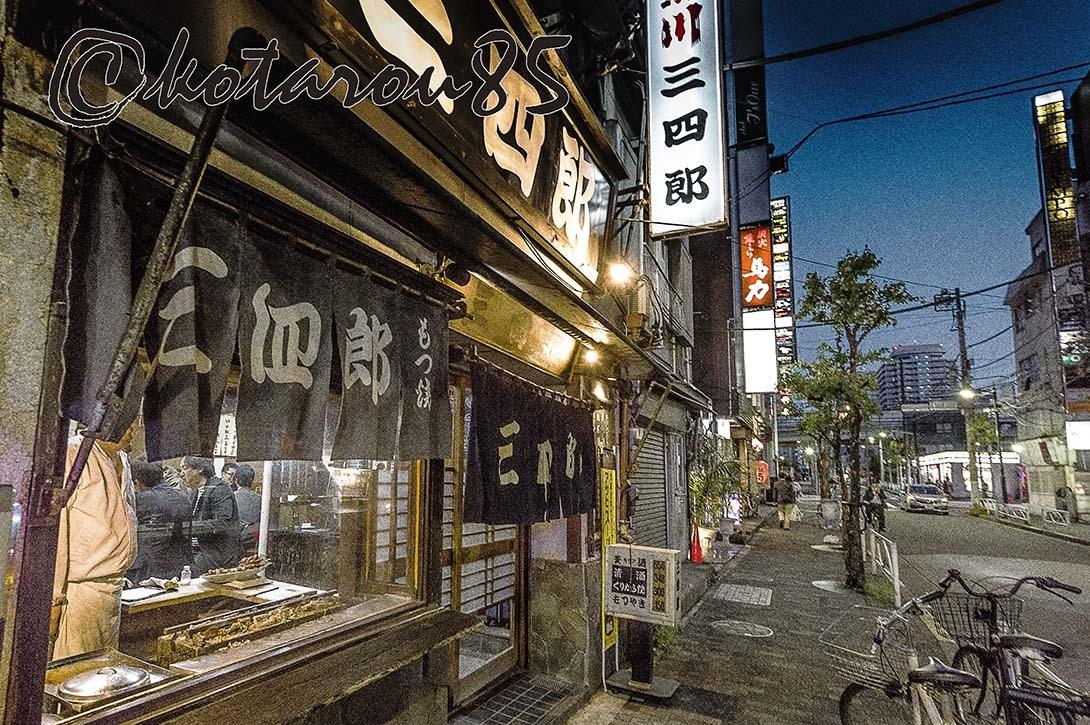 錦糸町夕景 20180419