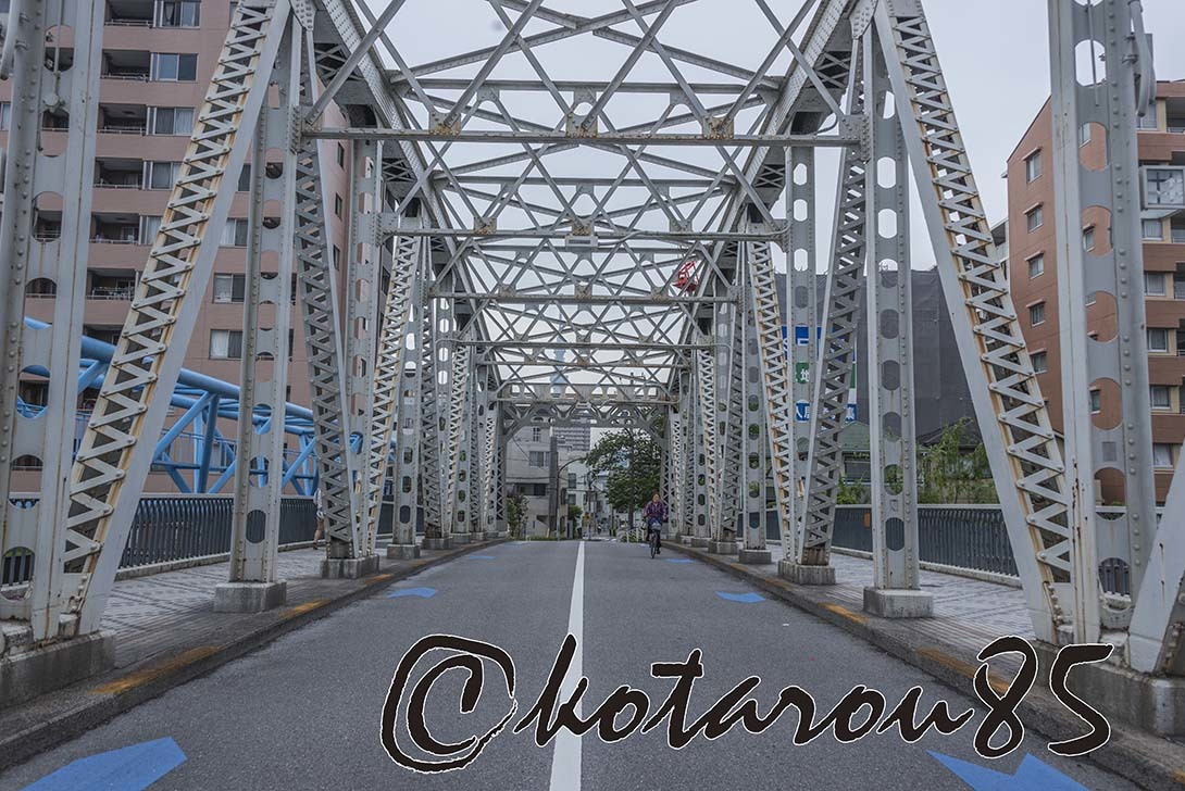 橋のある街 20180504
