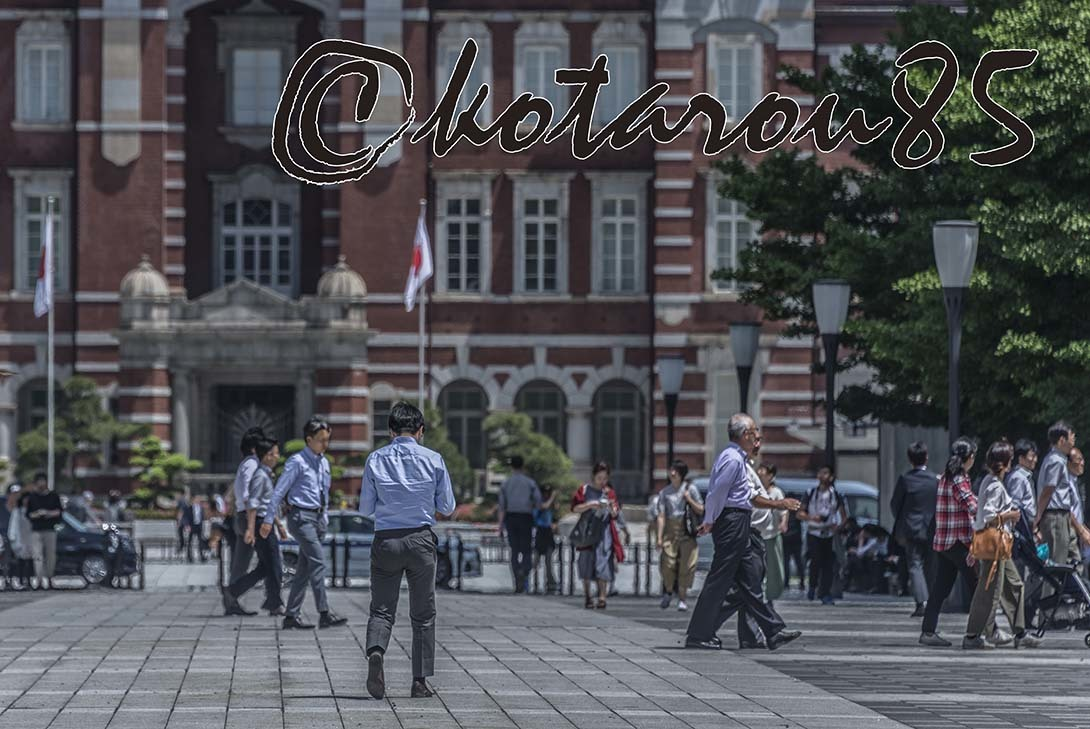 昼下がりの東京駅10 20180516