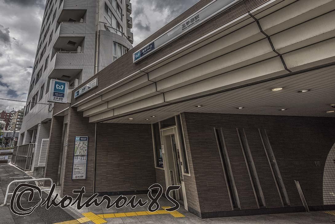 代々木から新宿へ3 20180520