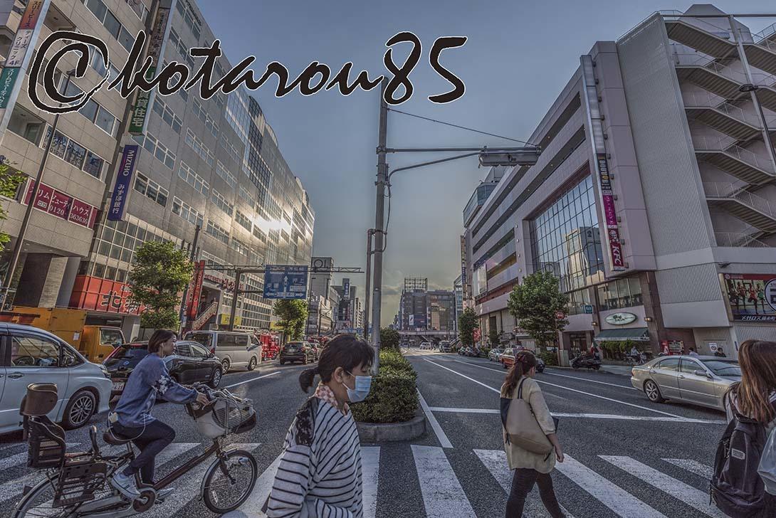 土曜日の錦糸町2 20180603