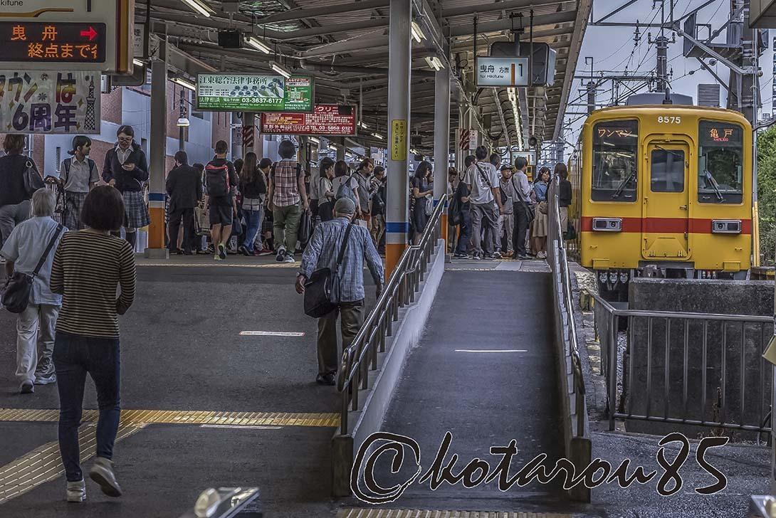 東武亀戸駅 20180606