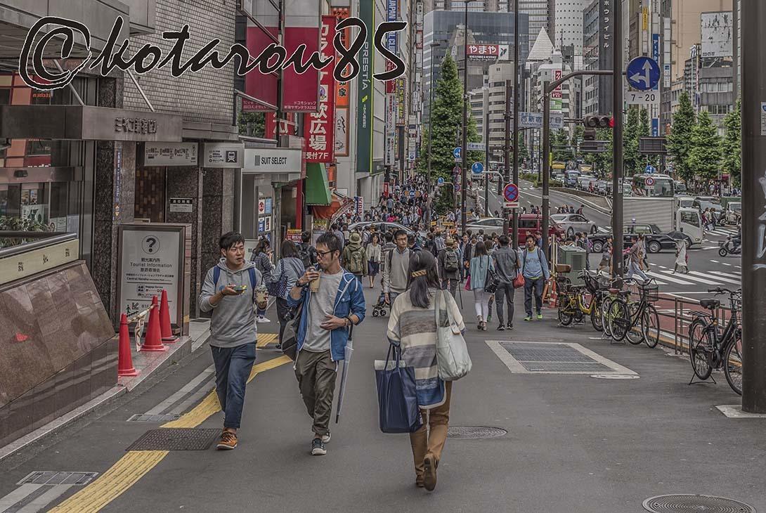 新宿駅前3 20180617