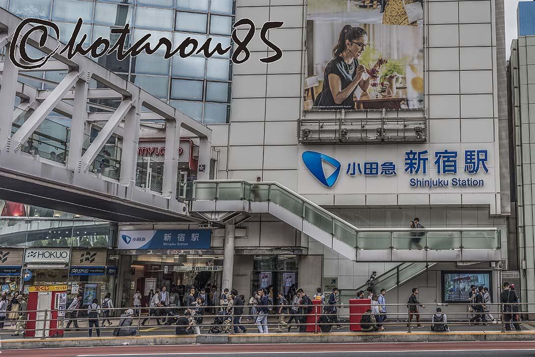新宿駅前4 20180617
