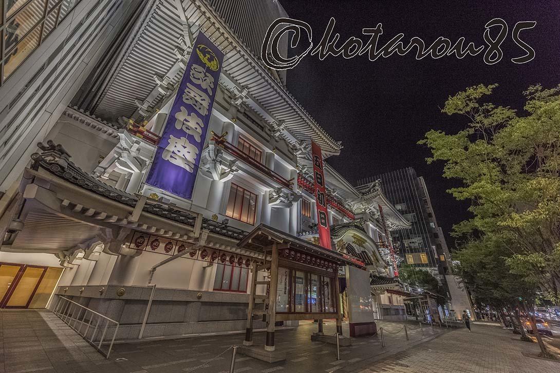 7月の歌舞伎座 20180701
