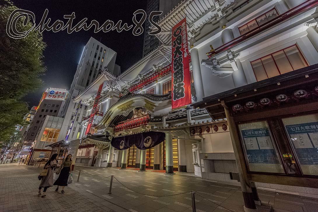7月の歌舞伎座2 20180701