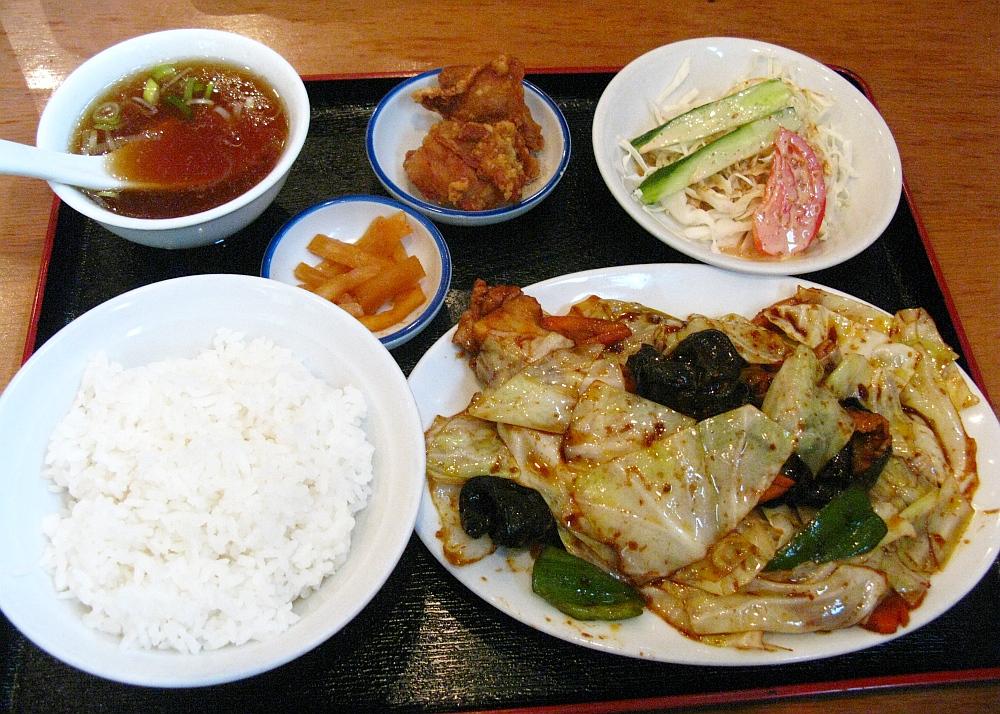 2017_07_29北区味美:中華料理シンチャン20