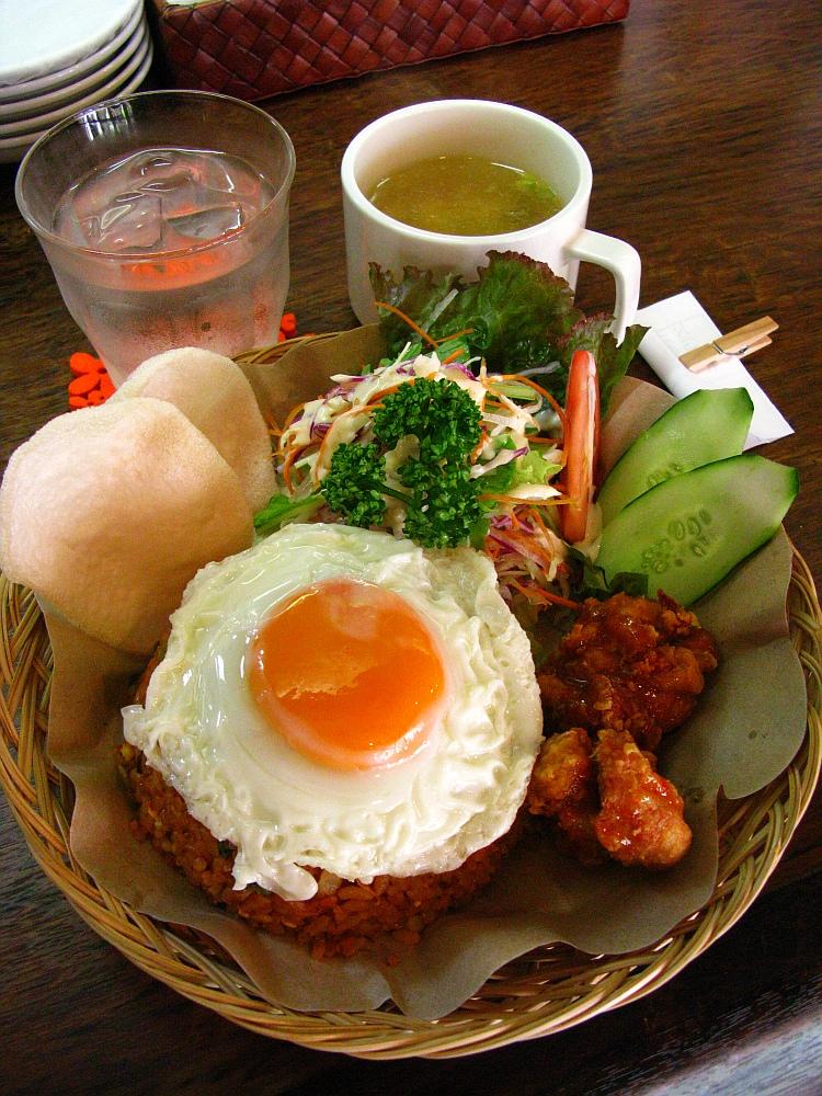 2017_08_04刈谷:インドネシア料理 Bintang ビンタン20