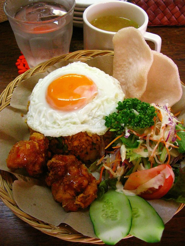 2017_08_04刈谷:インドネシア料理 Bintang ビンタン22