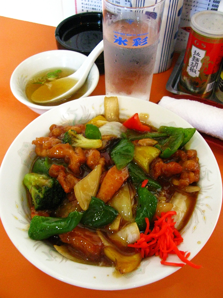 2017_08_25刈谷:中国料理 亀城飯店17