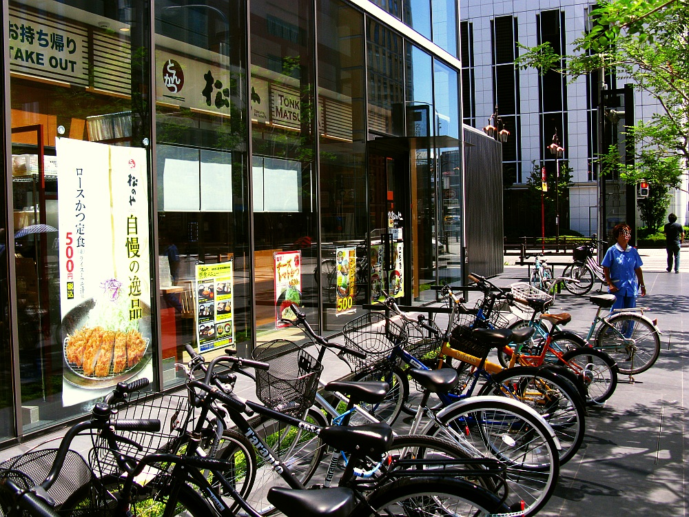2017_09_08名駅:とんかつ松のや名駅西口店09