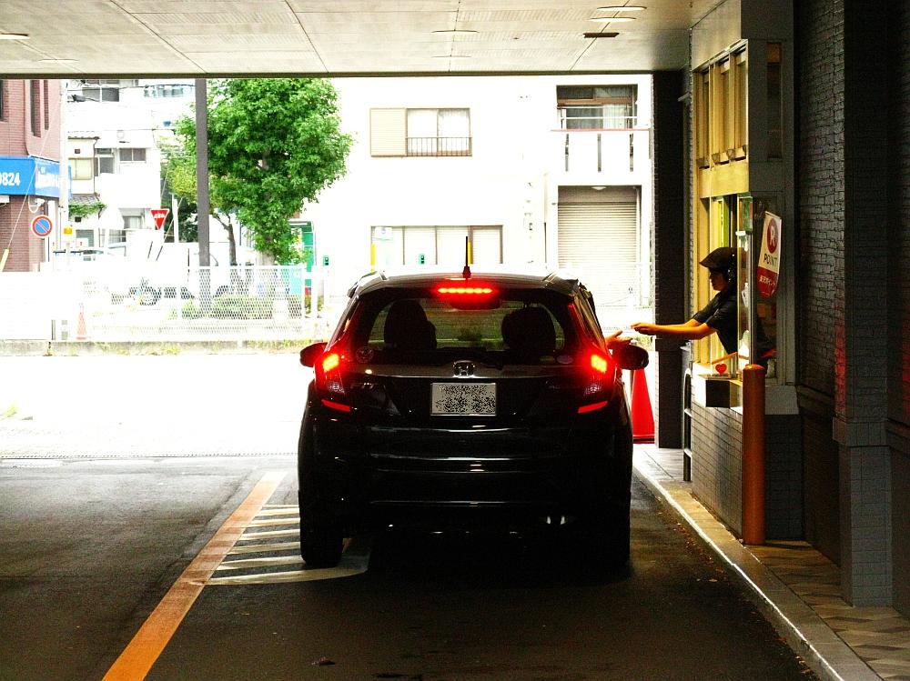 2017_09_17大曽根:マクドナルド ドライブスルー10