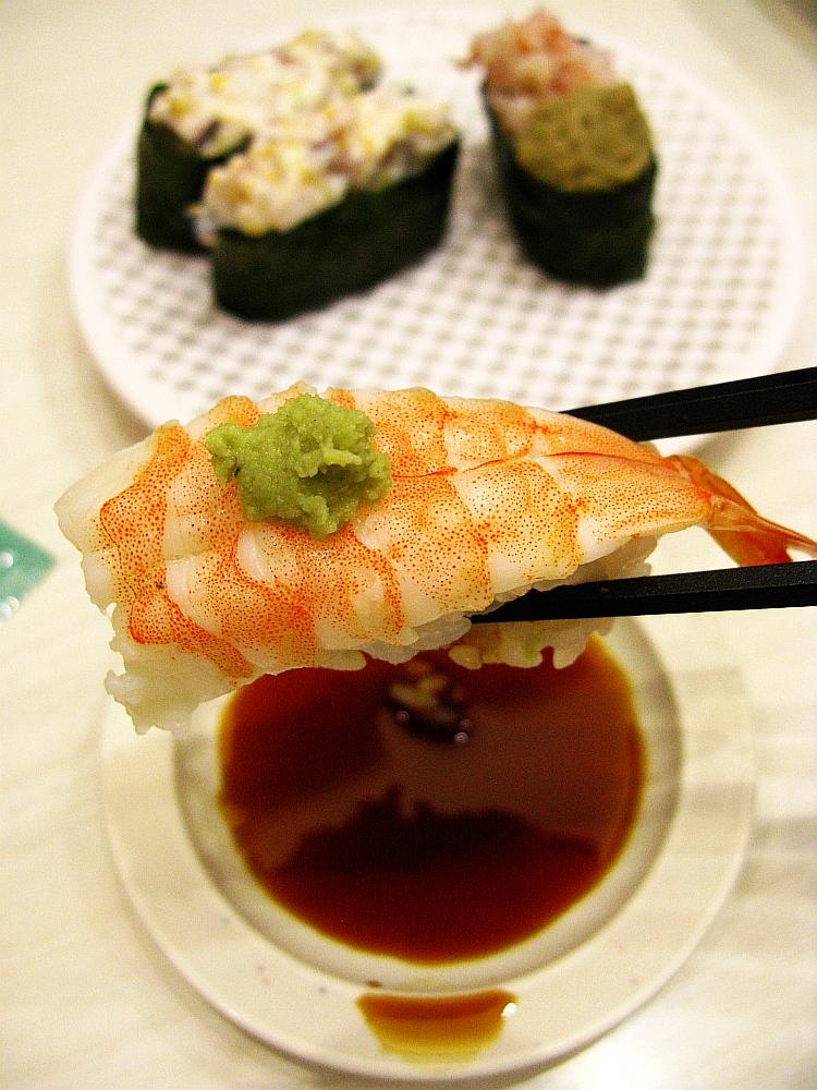 2017_11_09黒川:Genki Sushi 魚べい22