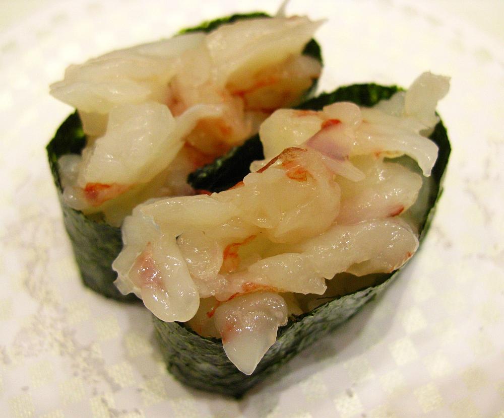 2017_11_09黒川:Genki Sushi 魚べい37