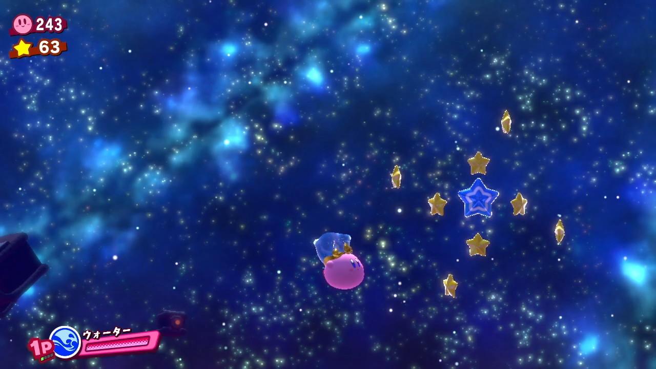 星のカービィ スターアライズ® 小ネタ-45