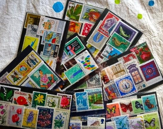 外国切手セット
