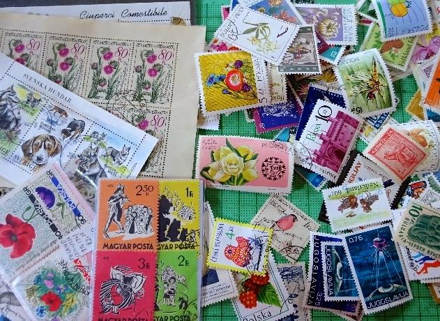 切手市場1805