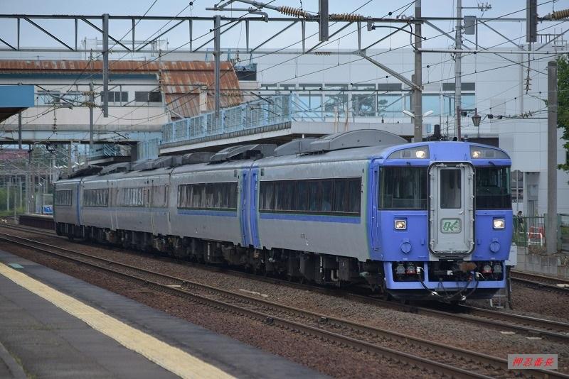 71D オホーツク1号 20180611