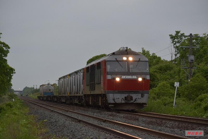 DF200-55 2074レ LNG 20180617