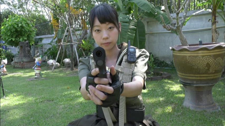 青山ひかる シューティングラブ キャプチャー