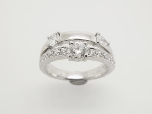 ダイヤのリングAfter2