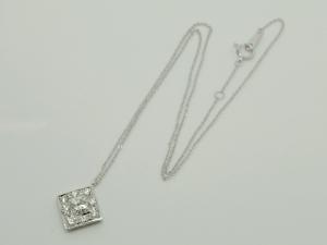 ダイヤのネックレスAfter4