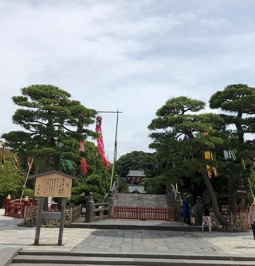 鶴岡八幡2