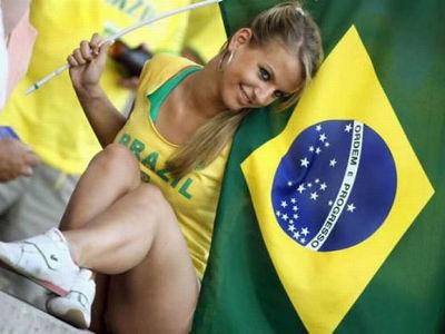 ブラジル女