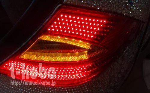 W219テールランプ