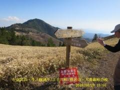 小金沢・牛の寝/上日川峠/熊沢山・大菩薩峠分岐