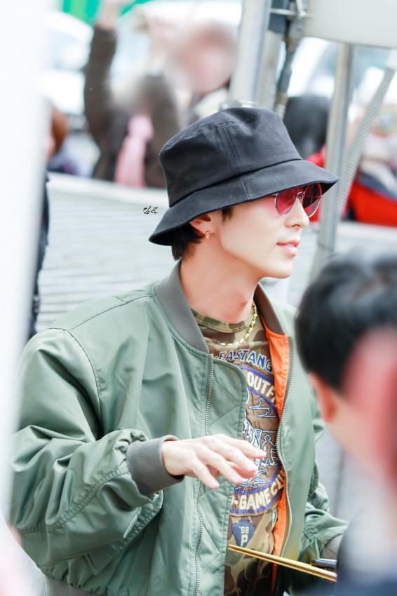 Joongi's Day