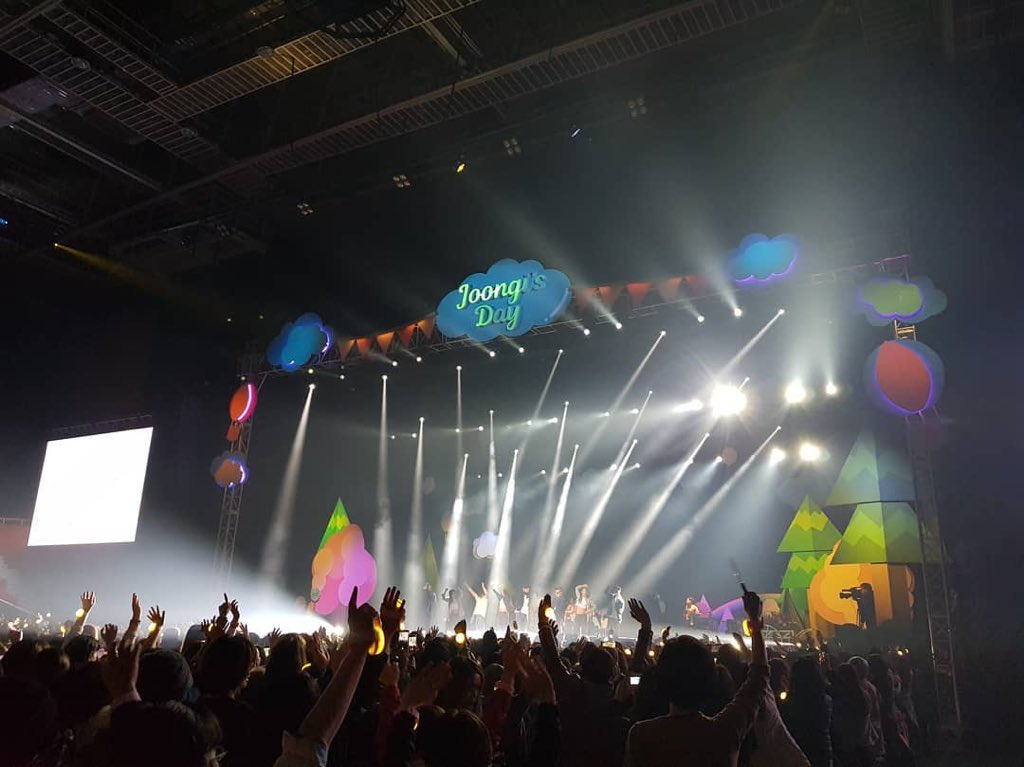 イ・ジュンギ「2018 Joongi's Day」画像