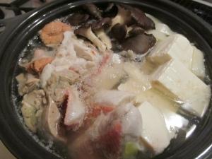 キンメ塩鍋2