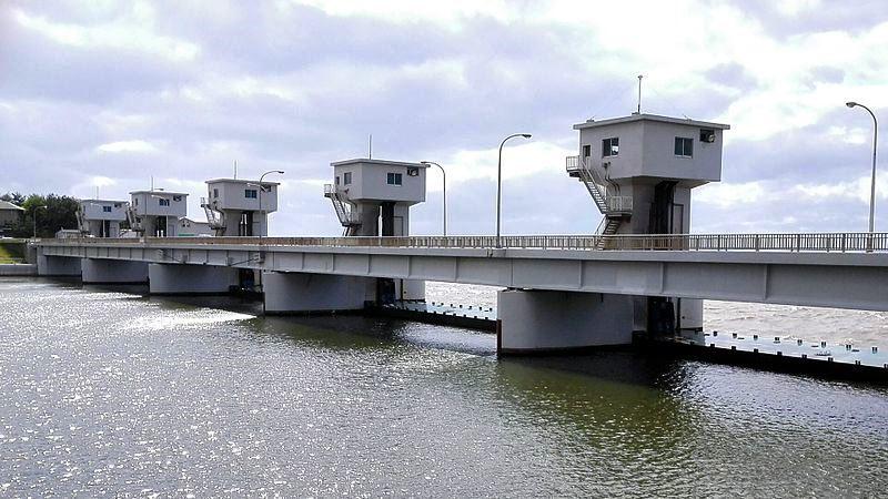 新潟大堰橋