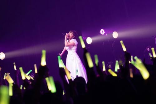 井口裕香 デビュー5周年 誕生日 アニバーサリーライブに関する画像-01