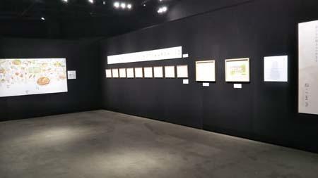 ねこ画展2