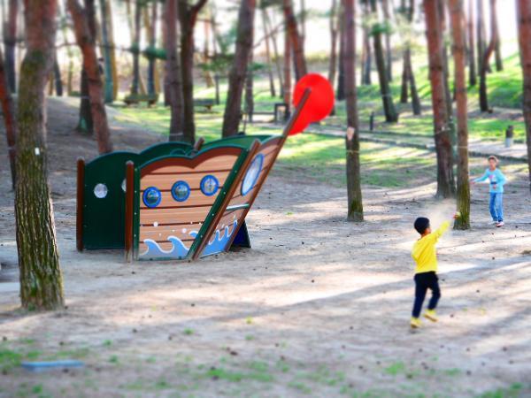 松林公園子供5