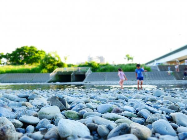 河原の休日3
